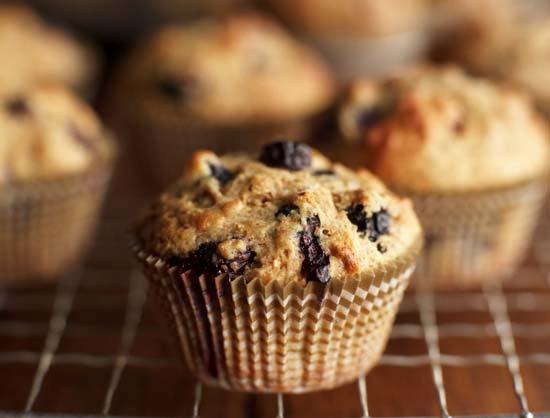 Healthy-Blueberry-Bran-Muff