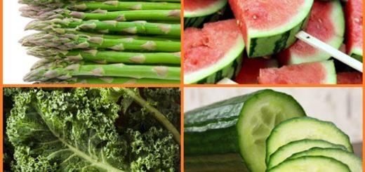 14 potravin bez kalorii